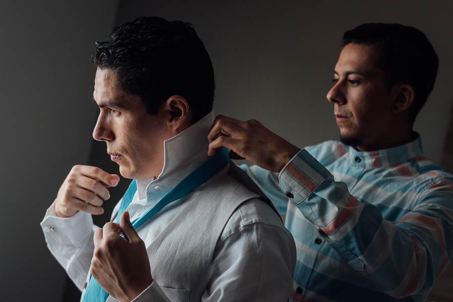 Dennis Berti & Chio García